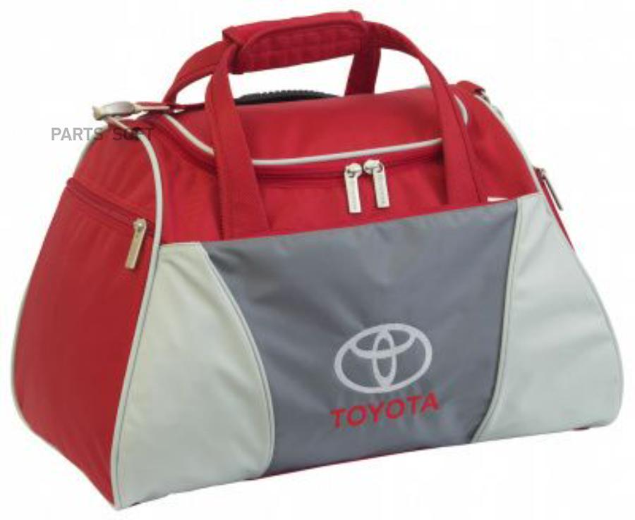 Спортивная сумка Toyota Small Sports Bag Red