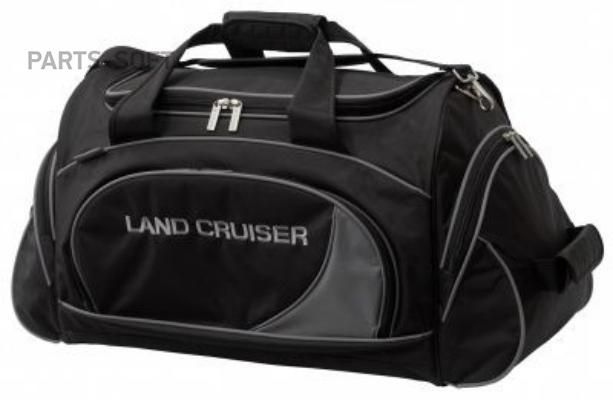 Спортивная сумка Toyota Land Cruiser Travel Bag Black
