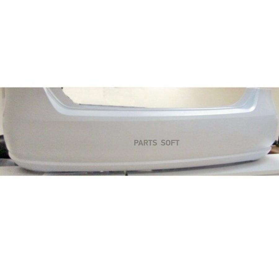 Бампер задний VW POLO 10- 4D