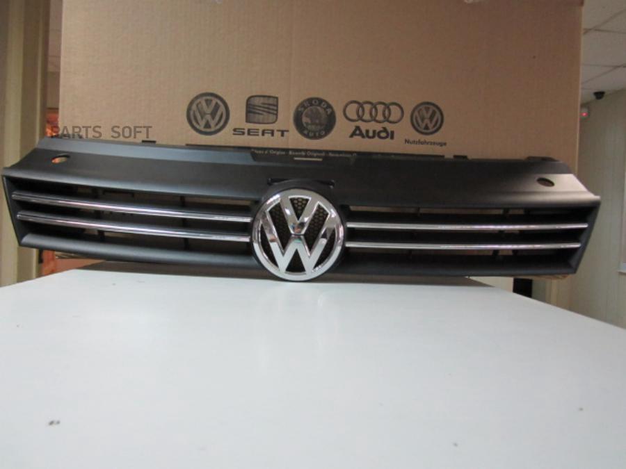Решетка VW POLO 10-14 4D