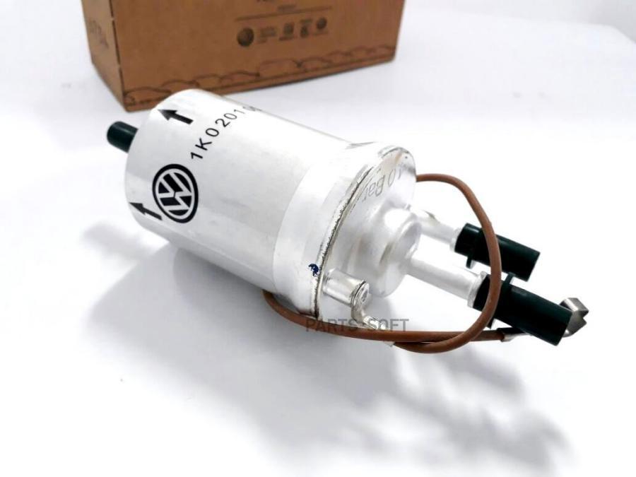 Фильтр топливный с регулятором давления для двигателя Total-Flex