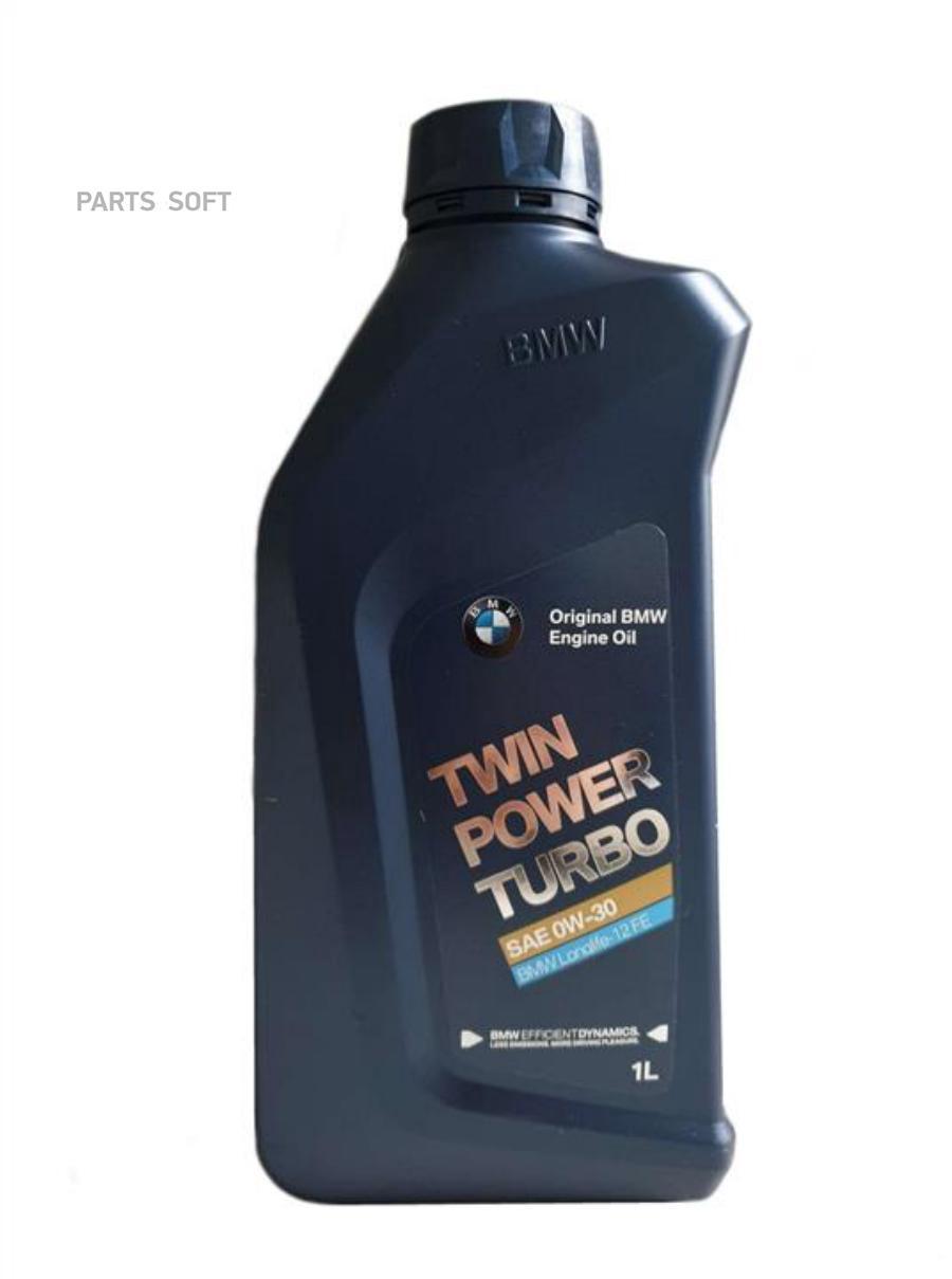 Масло BMW TPT, LL12FE, 0W-30, 12x1L