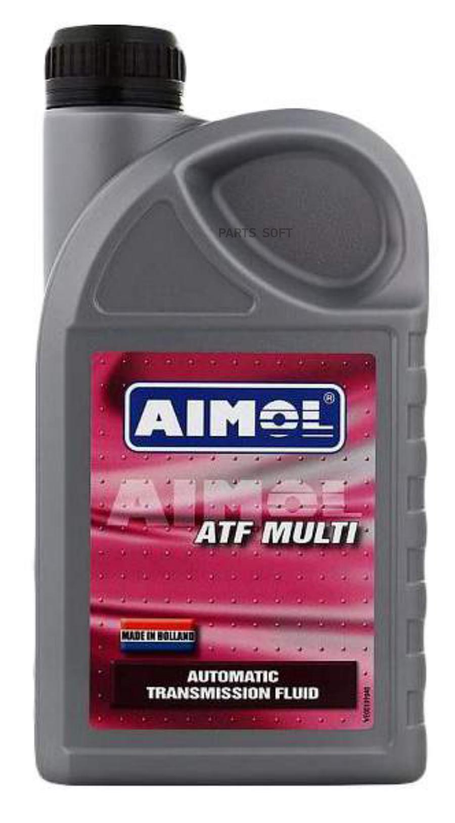 Трансмиссионное масло Aimol ATF Multi 1л