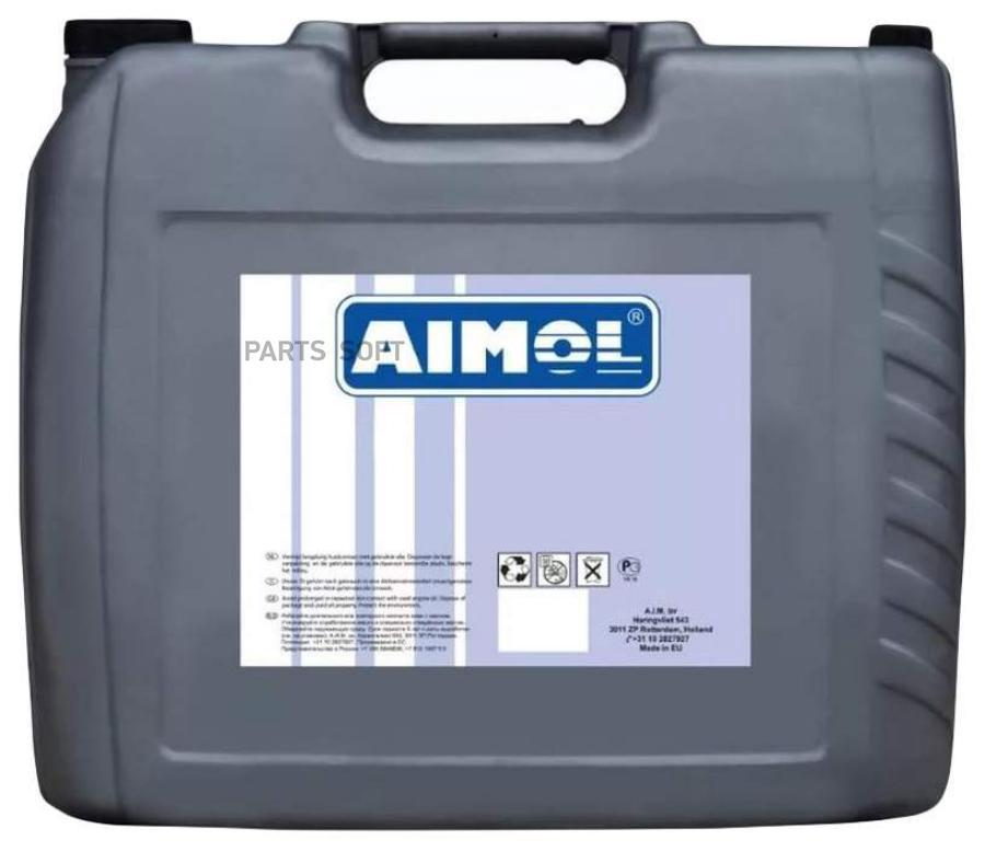 Трансмиссионное масло Aimol Supergear 80W-90 20л