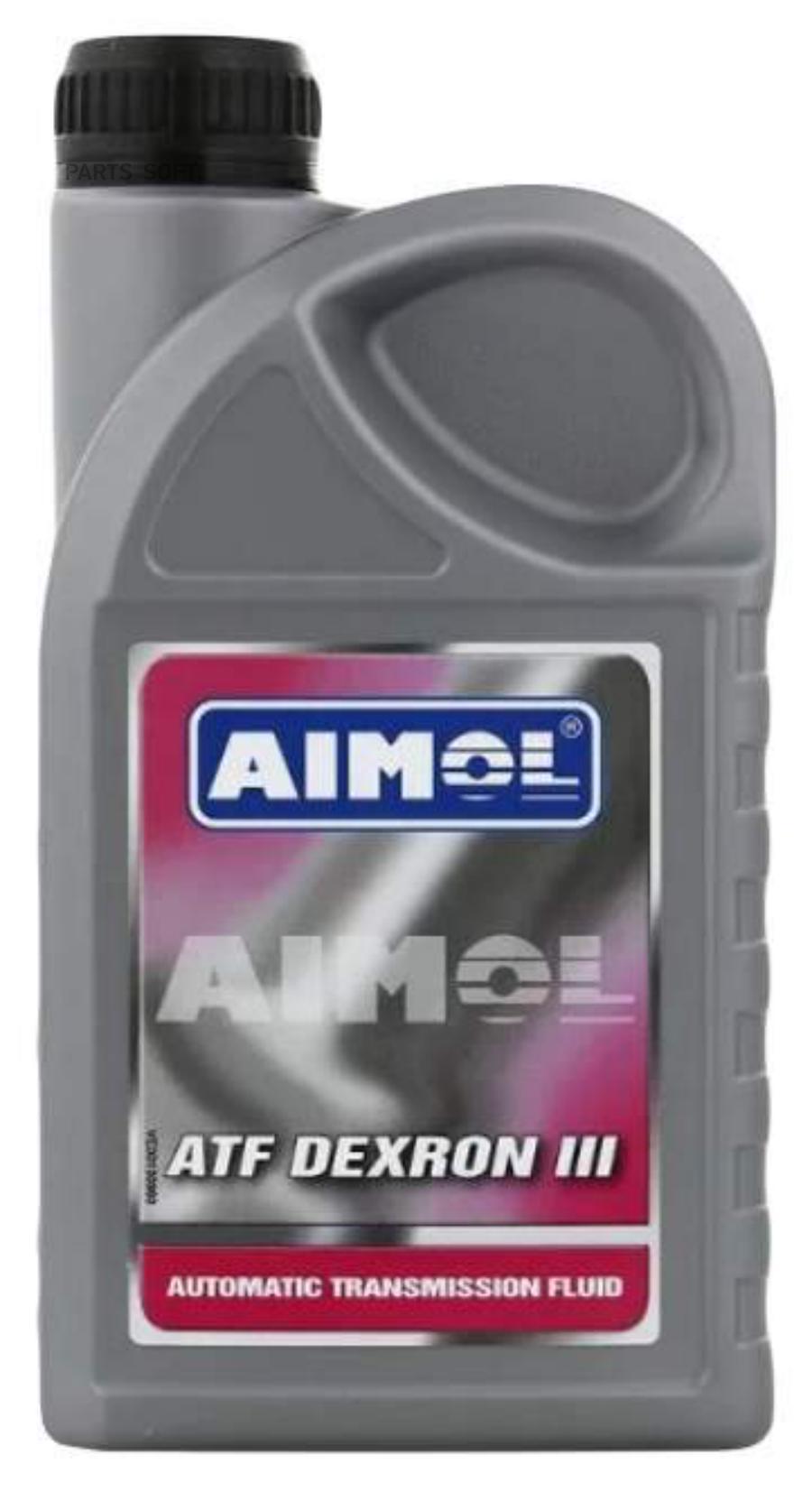 Трансмиссионное масло Aimol ATF D-III 1л