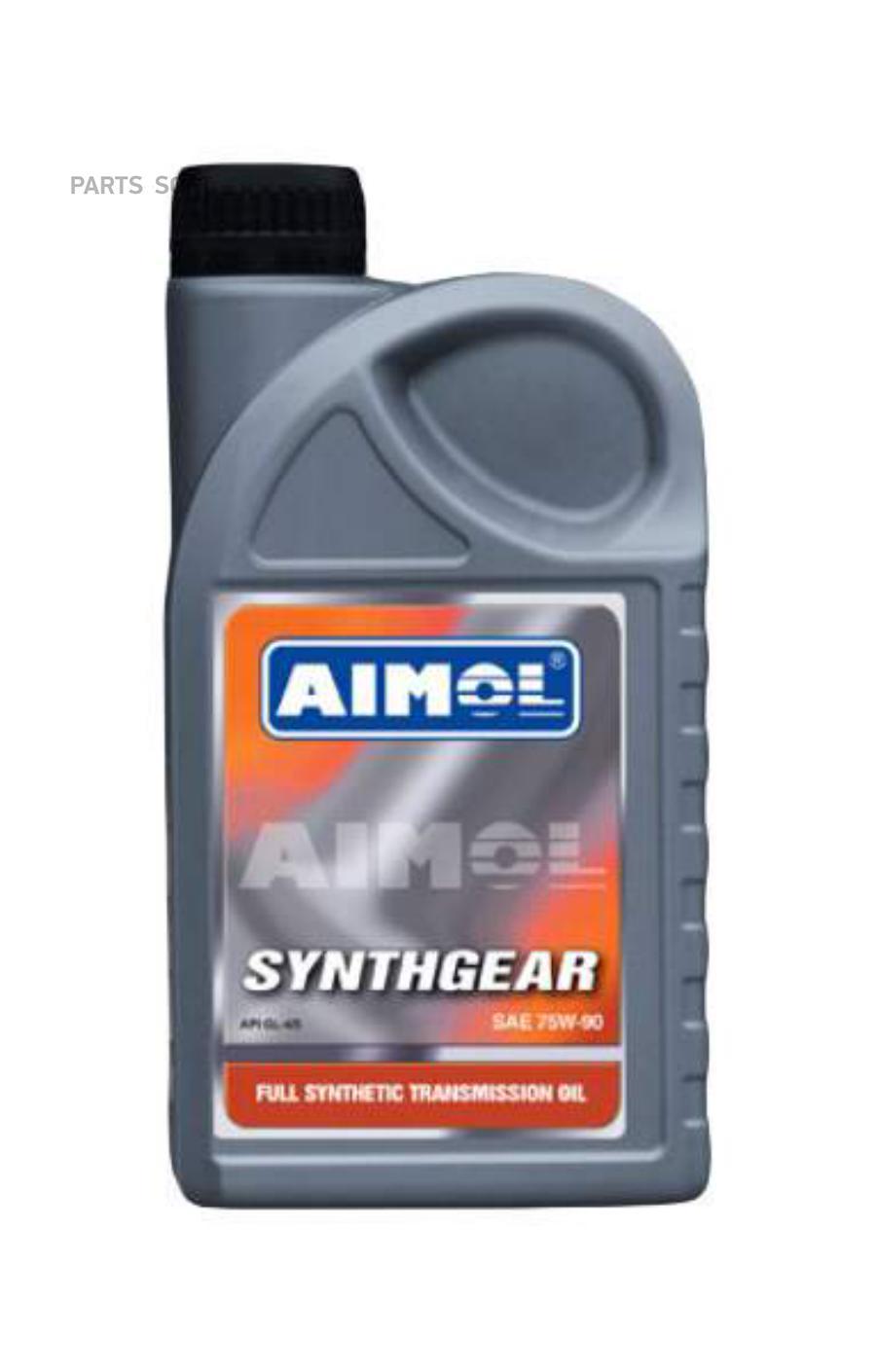 Трансмиссионное масло Aimol Synthgear 75W-90 1л