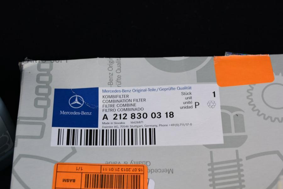 Mercedes-BENZ Фильтр салона