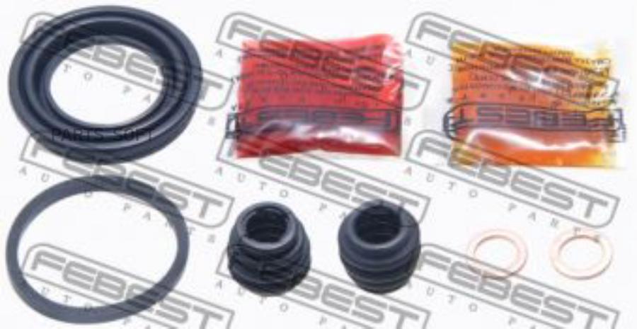 Ремкомплект суппорта FEBEST 0375-RD7R (01473-SP0-000, A20TP773)