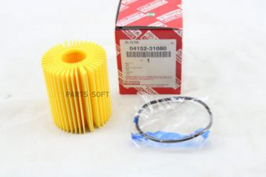 Фильтр масляный TOYOTA 04152-31080 (4TP-130.O-115, 04152-YZZA3 )