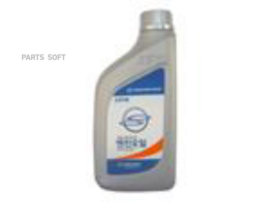 Масло моторное полусинтетическое All seasons Diesel/Gasoline 10W-40, 1л