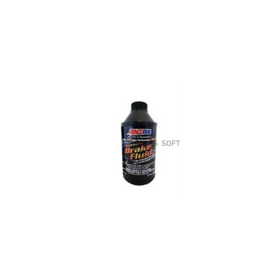 Жидкость тормозная DOT 3/4, 'Series 5'0'0 High-Performance', '0,355л