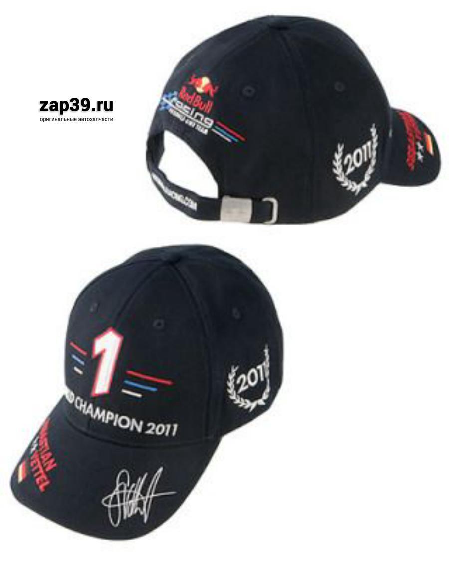 Бейсболка Infiniti S Vettel World RBR Champion Cap