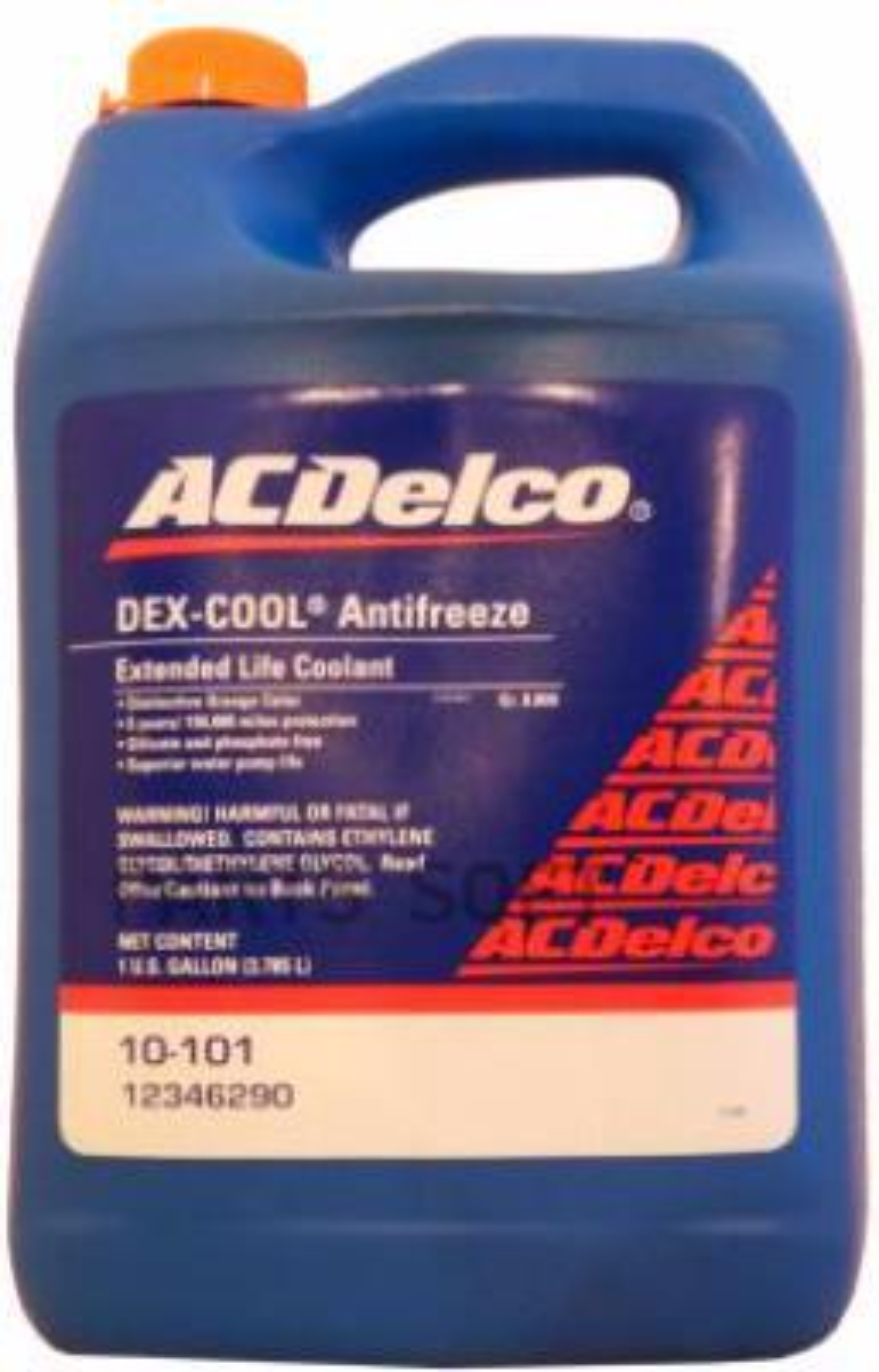 Антифриз AC DELCO Dex-Cool Extended Life Antifreeze/Coolant