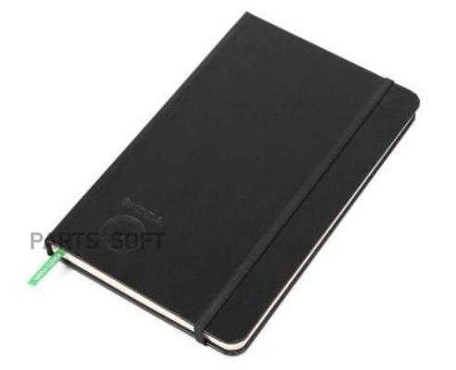 Блокнот Skoda Notepad A5 Black