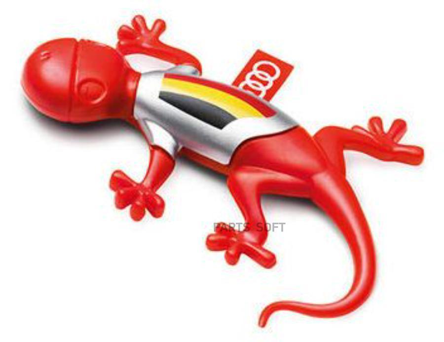 Ароматизатор воздуха в салон Audi Belgian Gecko Cockpit Air Freshener Spicy