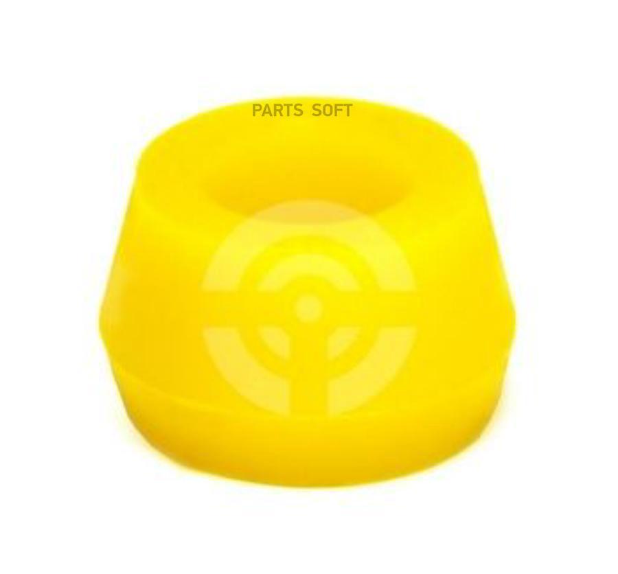 Втулка полиуретановая амортизатора, задней подвески (половинка)