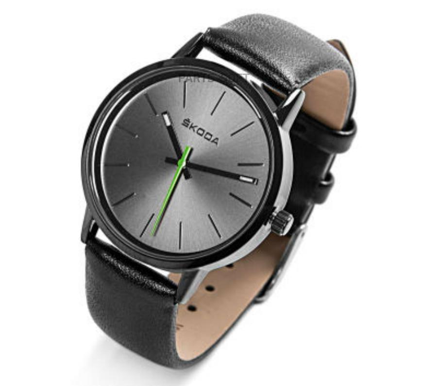 Женские часы черные