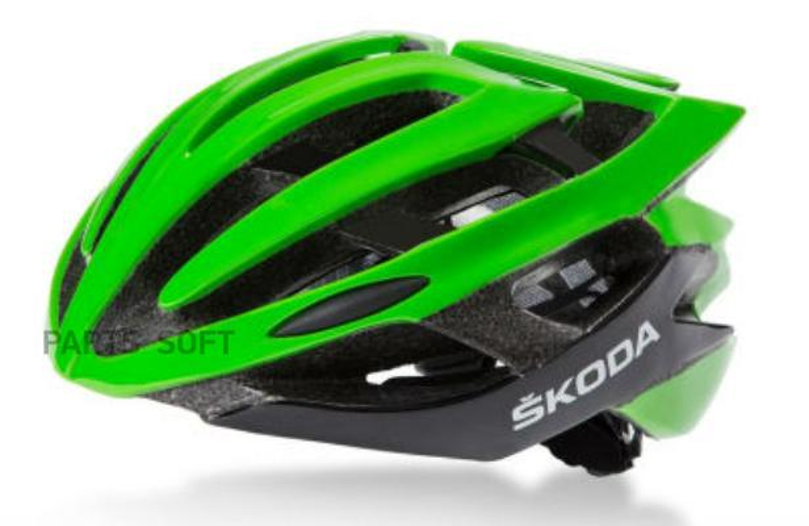 Велосипедный шлем матовый М