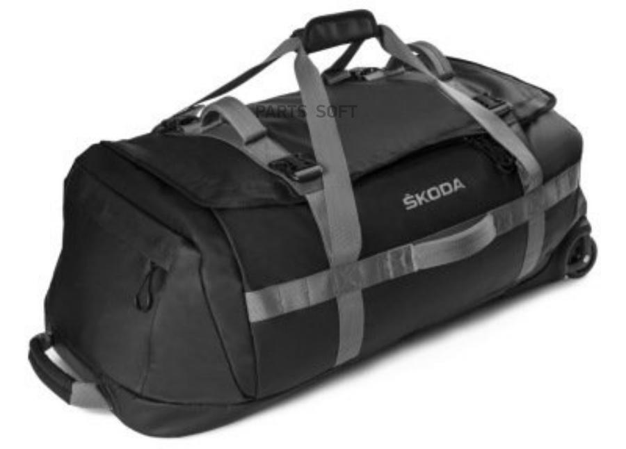 Дорожная сумка на колесах L