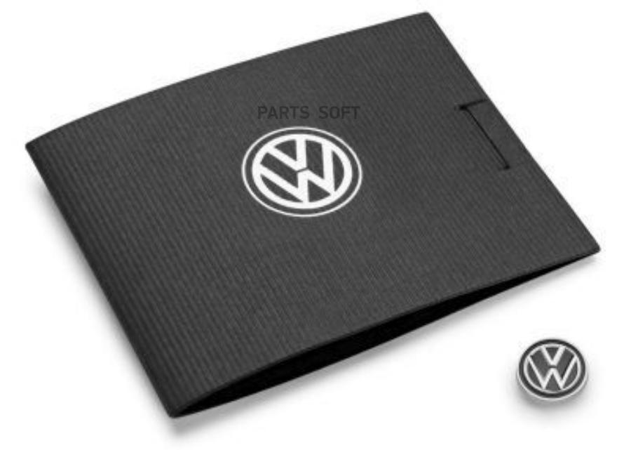 Значок Volkswagen Logo Metall Pin