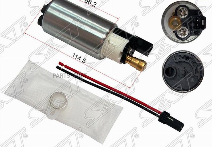 Топливный насос 12V, 3BAR, 1,6 / 1,8 / 2,0 FORD FOCUS / MAZDA 3 / DEMIO 07