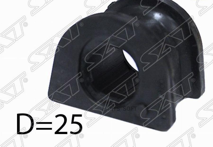 Втулка стабилизатора задняя D=25 MMC DELICA 94-04