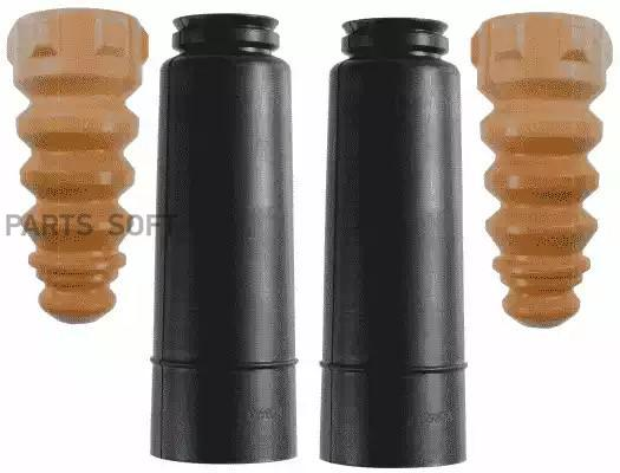 Пылезащитный комплект, амортизатор