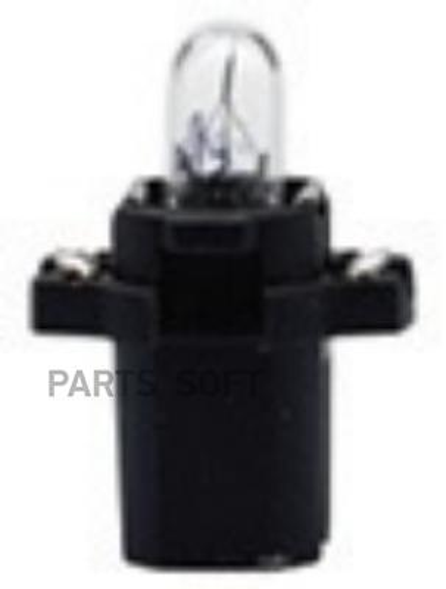 Лампа накаливания Plastic base lamps BAX 12В 1