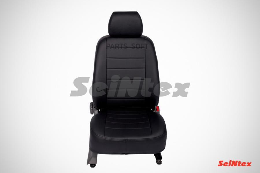 Чехлы на сиденье  Skoda Rapid Sedan (цельная) 2014-