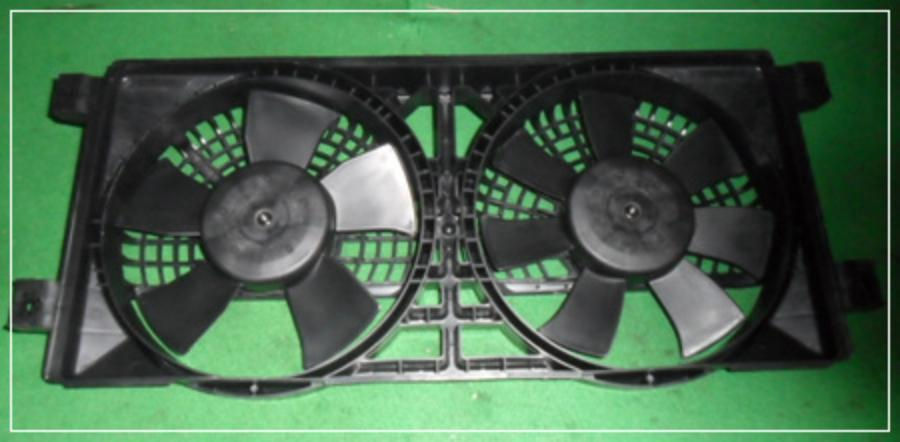 Вентилятор, конденсатор кондиционера