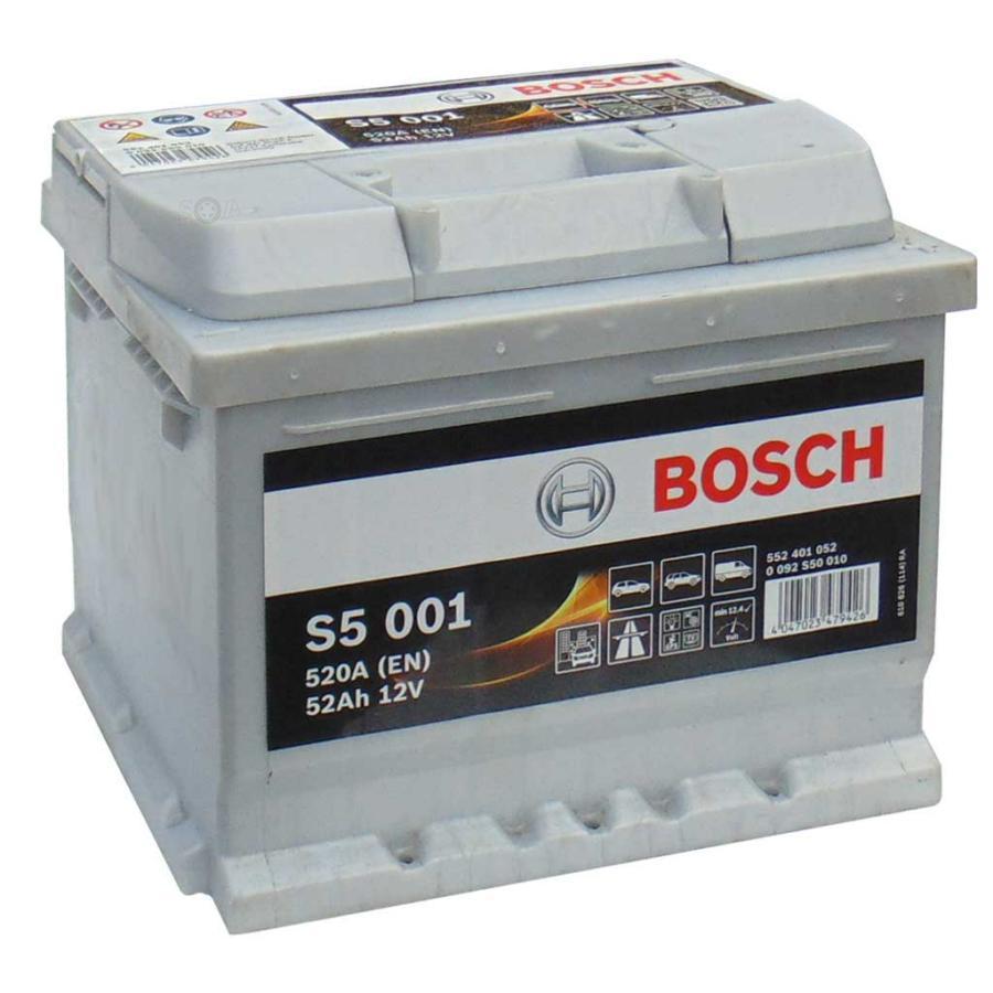 Аккумулятор для гольф 5 BOSCH