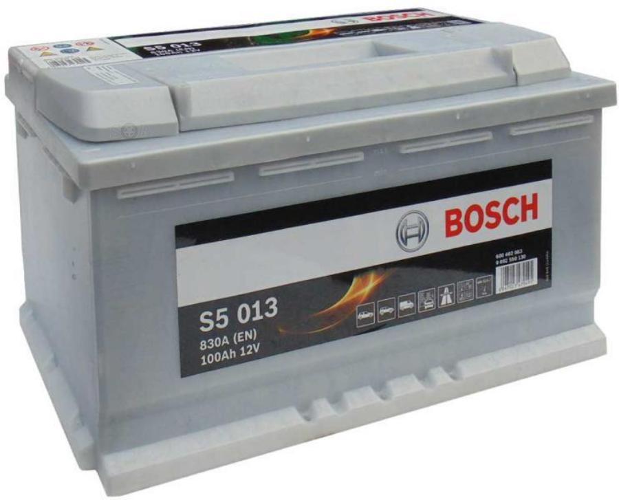 Аккумулятор для фольксваген туарег Бош  BOSCH