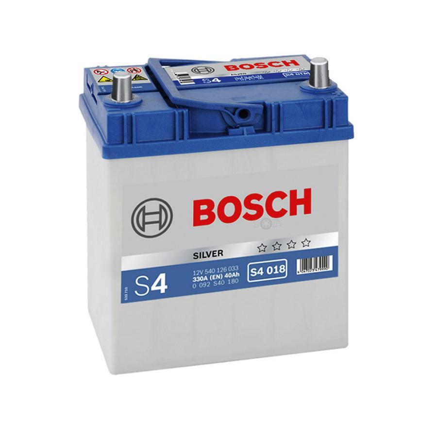Аккумулятор для Дэу Матиз 0.8 BOSCH