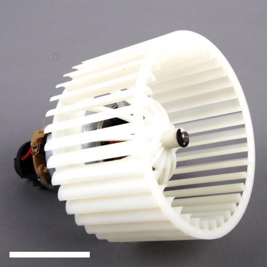 Мотор печки Ауди А6 С4
