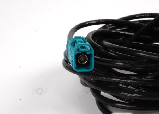 Antenna connection cable