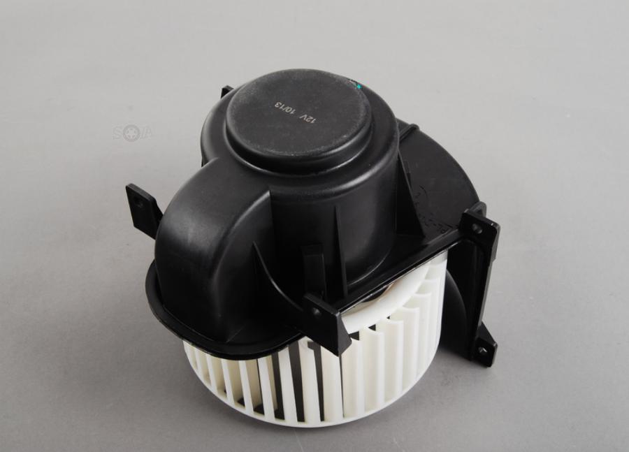 Мотор печки Порше Кайен, купить срочная доставка VAG