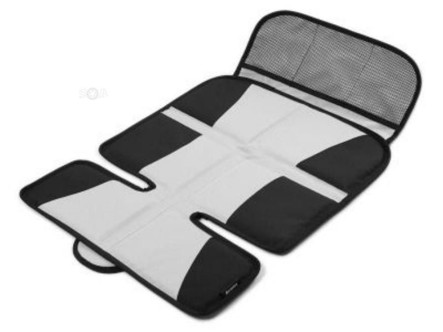 Защитный коврик под детское сидение Skoda Packing under child seat VAG