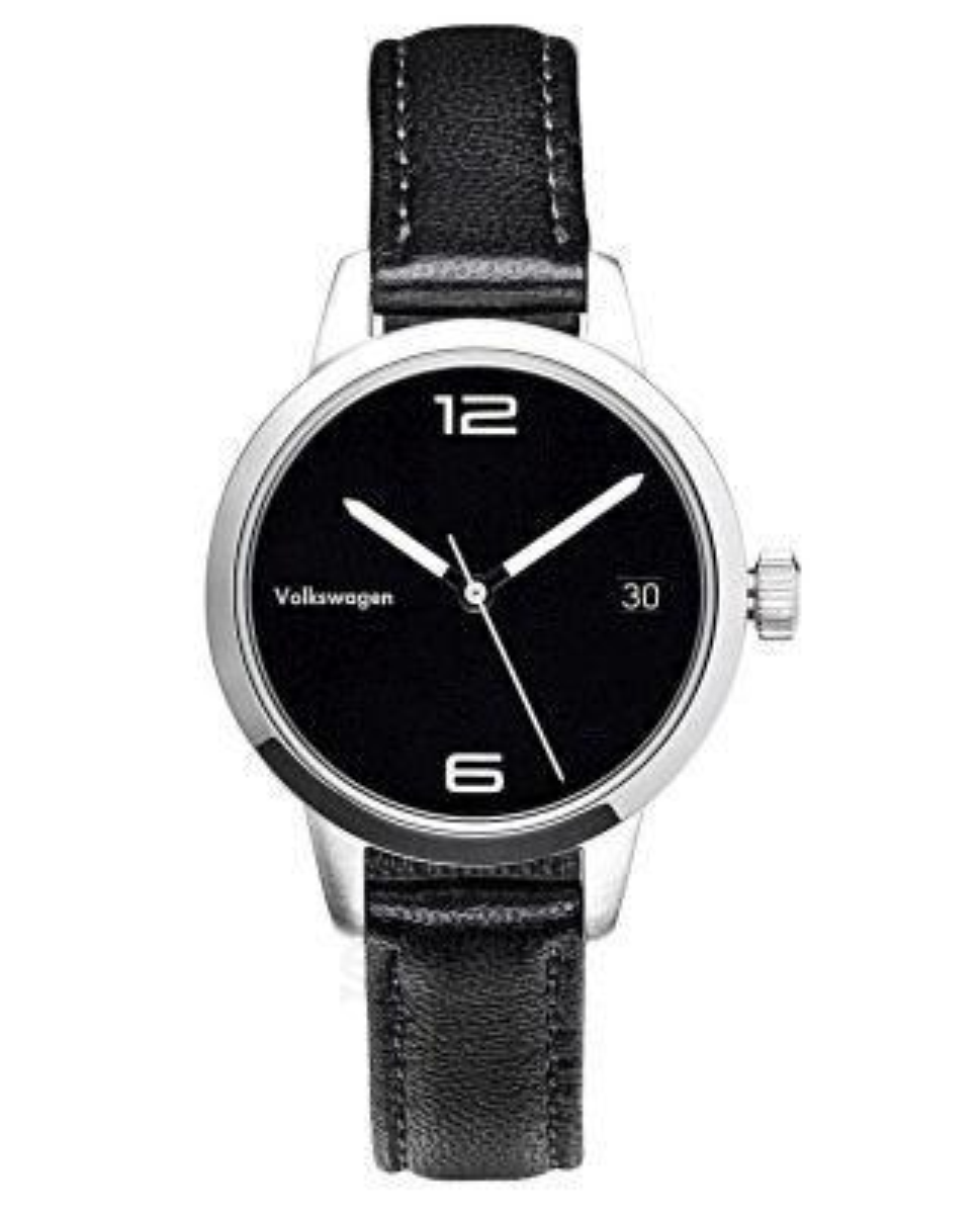 Женские наручные часы Volkswagen Women's Watch Black VAG