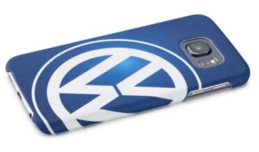 Чехол Volkswagen Logo Samsung Galaxy S6 Cover