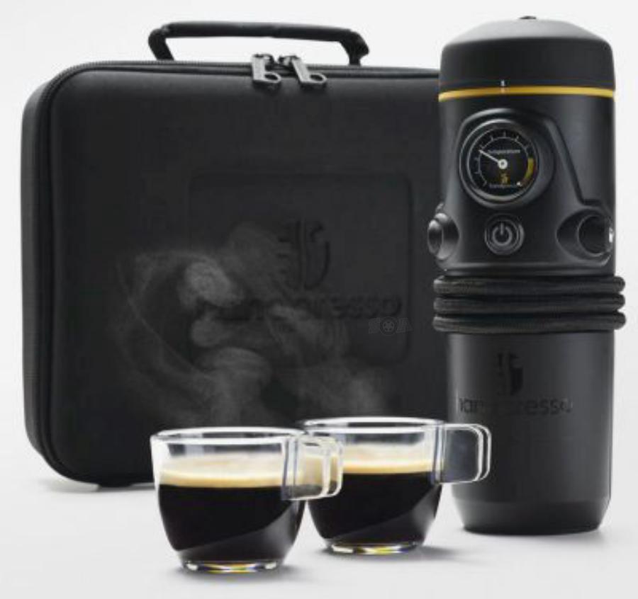 Мобильная кофеварка Volkswagen Espressomaschine