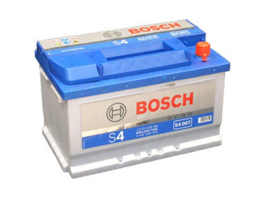 Аккумулятор пассат в6 Бош 72 низкий  BOSCH