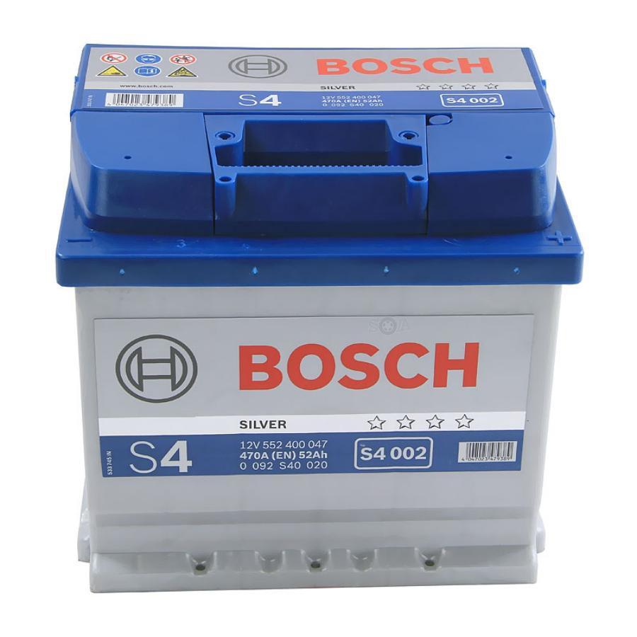 Аккумулятор для Хендай Гетц 1.4 BOSCH