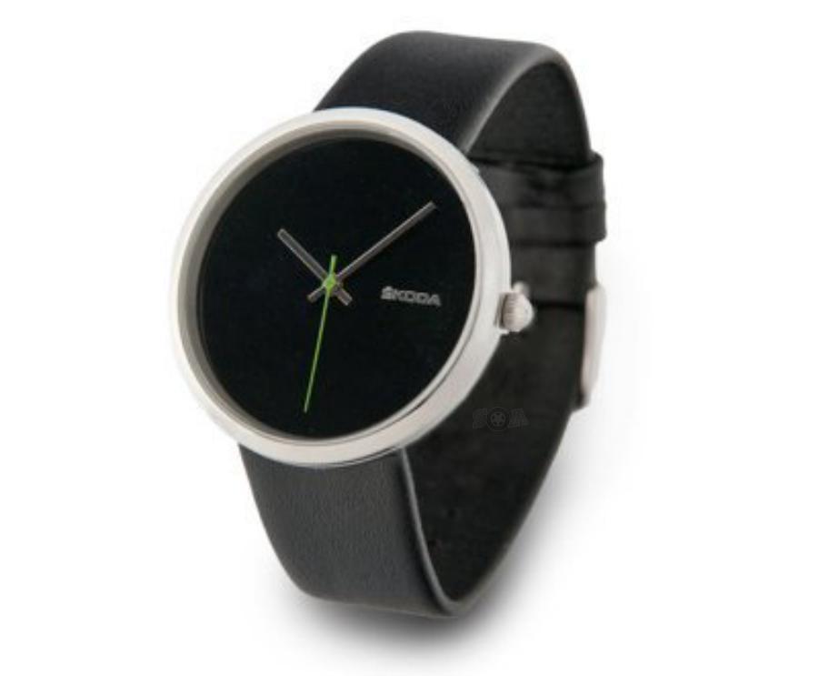 Женские наручные часы Skoda Watch Women?s Black VAG