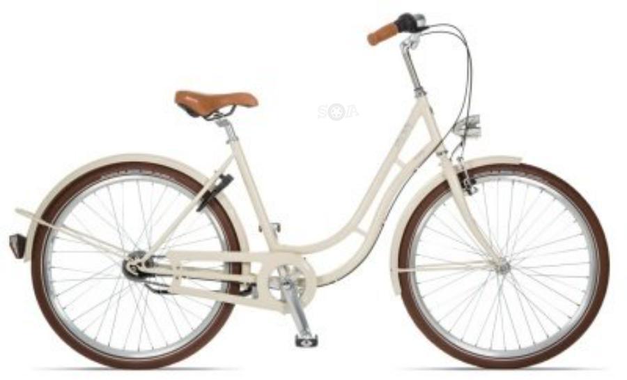 Велосипед SKODA CITY LADY 48'0MM VAG