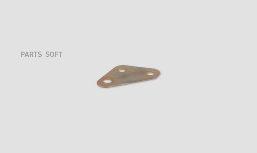 Щека петли крышки вентиляции передка УАЗ 003000530408000