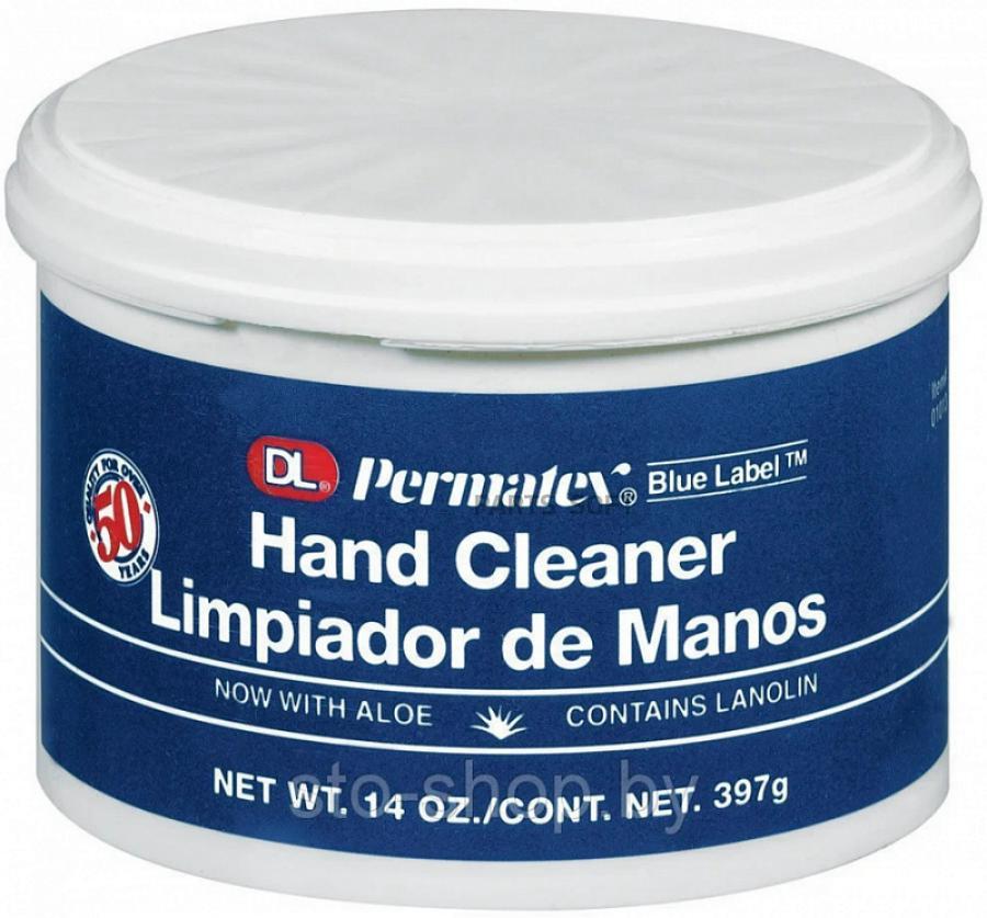Паста для очистки рук Blue Label, 397 г PERMATEX 01013