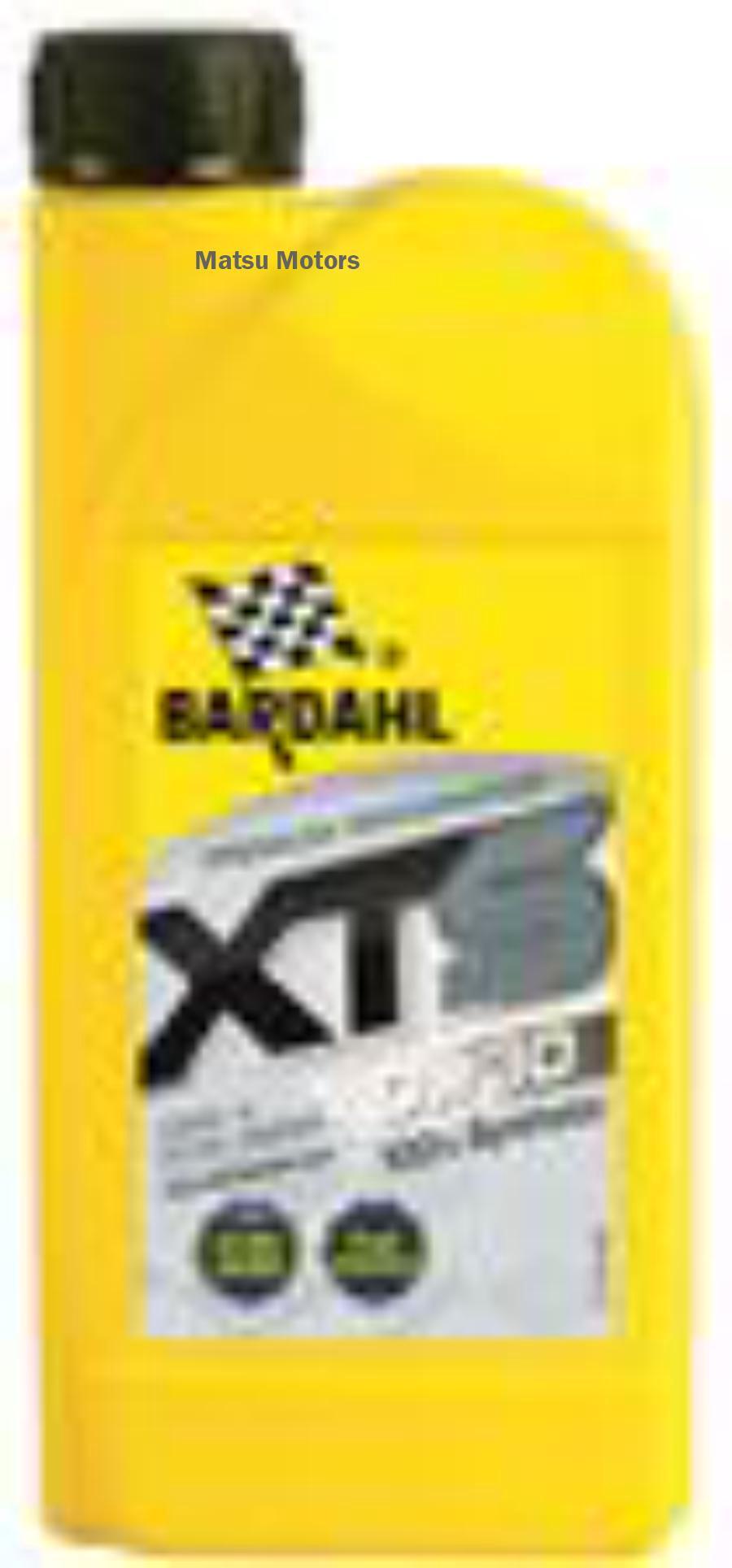 Масло BARDAHL 0W30 XTS SN/CF 1 литр A5/B5