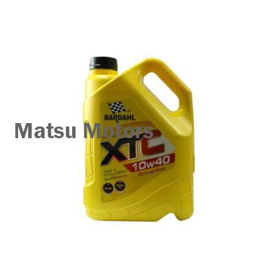 Масло BARDAHL 10W40 XTC SN/CF 1 литр A3/B4-12