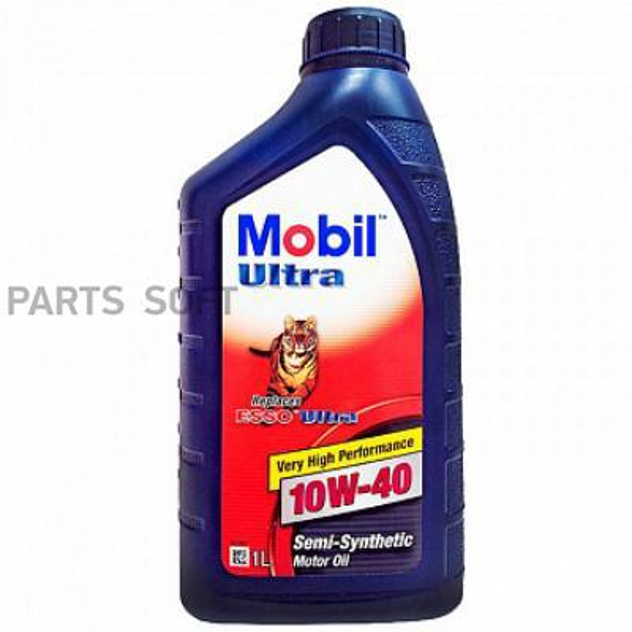 Масло моторное полусинтетическое ULTRA 10W-40, 1л