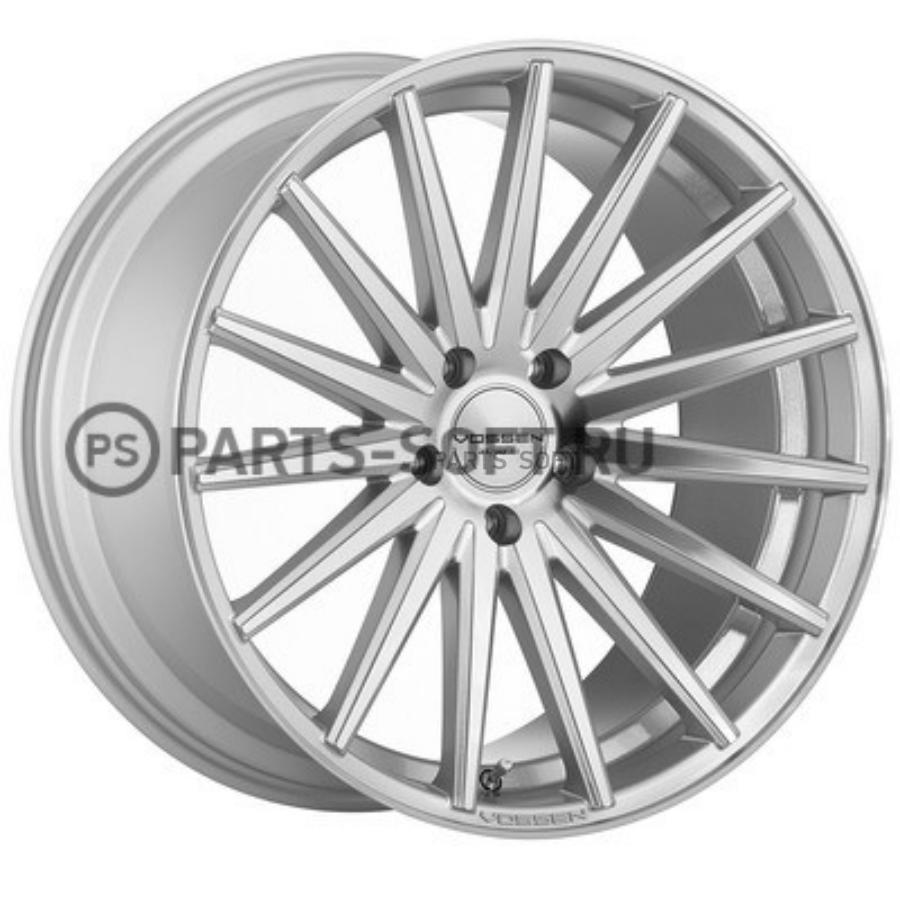 11x19/5x114,3 ET45 D73,1 VFS2 Silver Polished